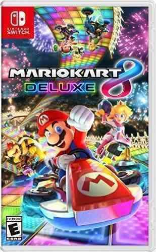 Nintendo Hacpaabpa Mario Kart 8 Nsw De Lujo