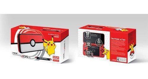 Paquete Nintendo 2ds Xl + Juegos