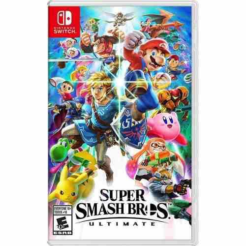 Super Smash Bros. Ultimate Disponible Costo Negociable