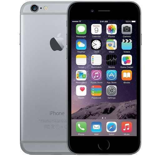 iPhone 6 32gb 4g Libre Caja Sellada Garantía + Regalo