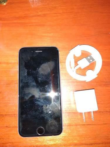 iPhone 6 Color Plata De 128 Gb