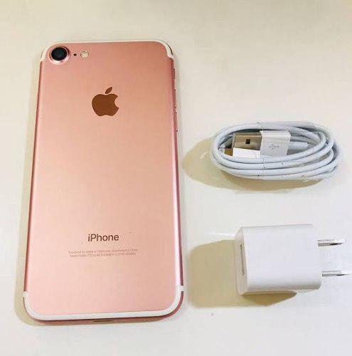 iPhone 7 32gb Libre 4g Libre Icloud En Buenas Condiciones