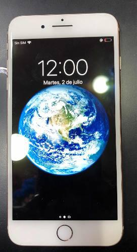 iPhone 8 Plus 256 Gb Libre De Fábrica Caja Accesorios