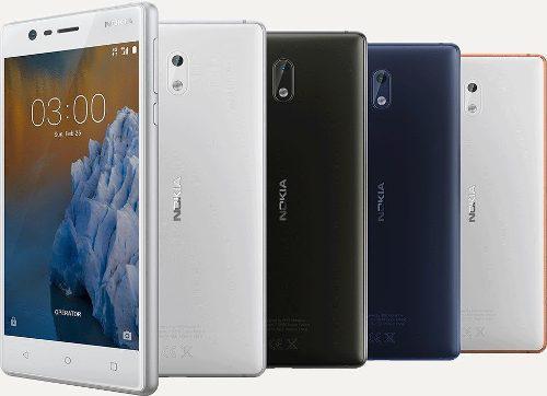 Nokia 3 16gb 4g Lte 2gb Ram Android Nuevo Sellado