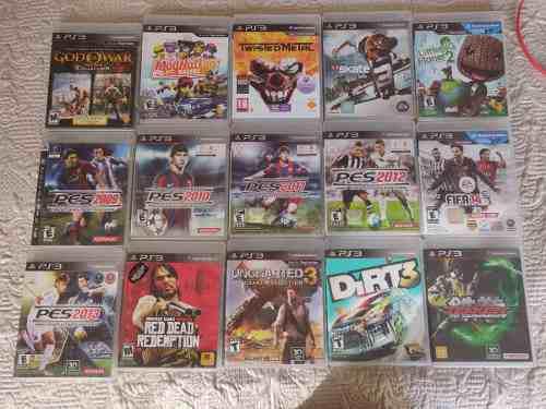 Ps3 Juegos Playstation 3 - Usados