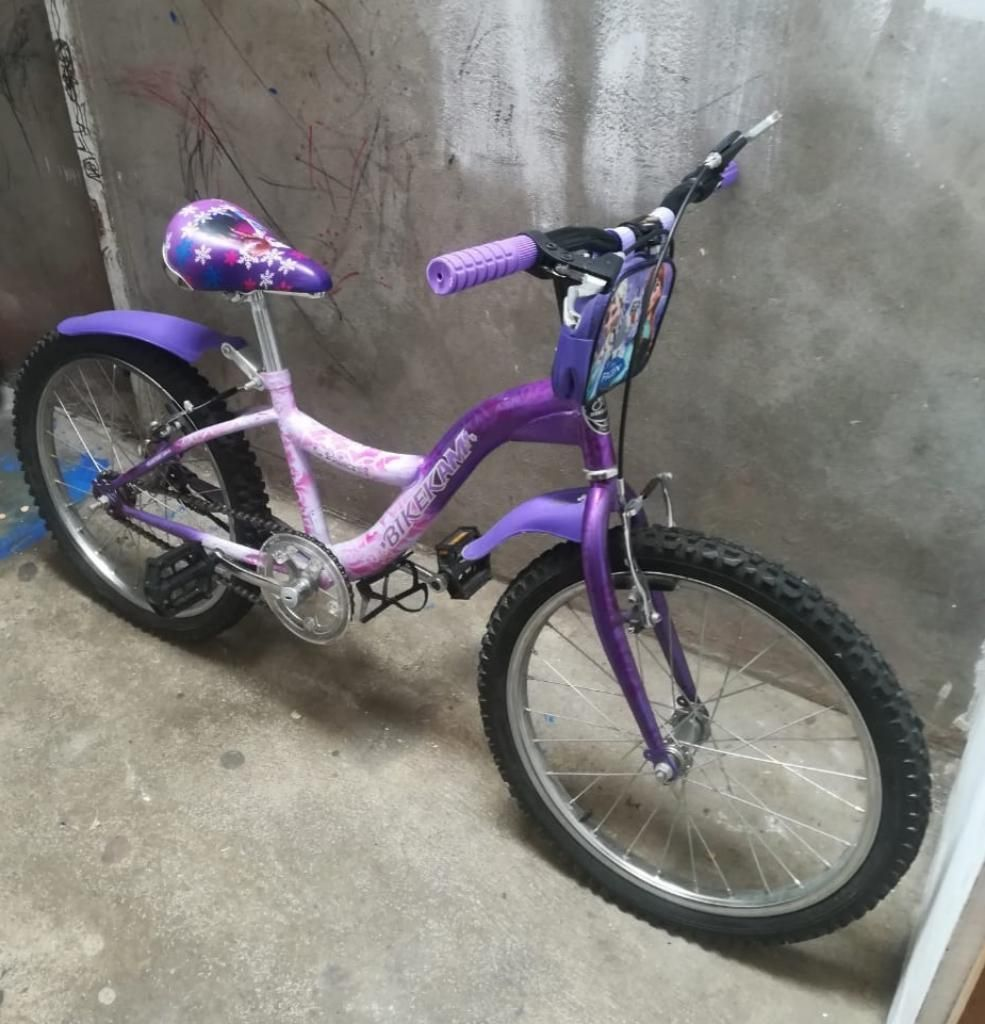 Vendo Cambio Bicicleta para Niña Aro20