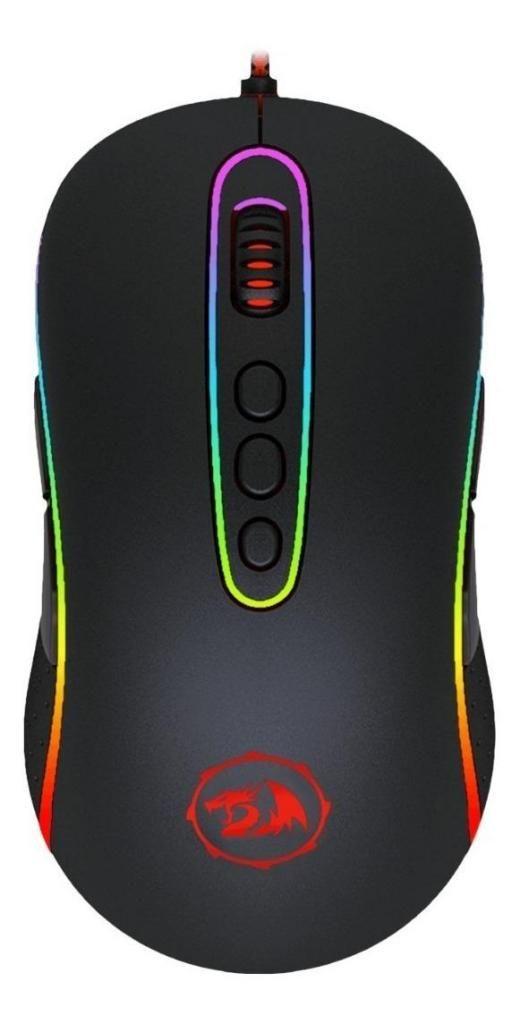 MOUSE GAMER REDRAGON M702 PHOENIX CHROMA RGB  DPI