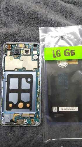 Placa Lg G6 Thinq Libre De Fabrica