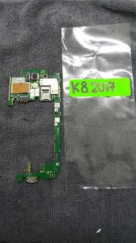 Placa Lg K8 2017 X240 Libre De Operador Tienda