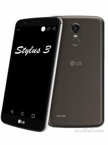Smartphone Lg Stylus 3 En Caja