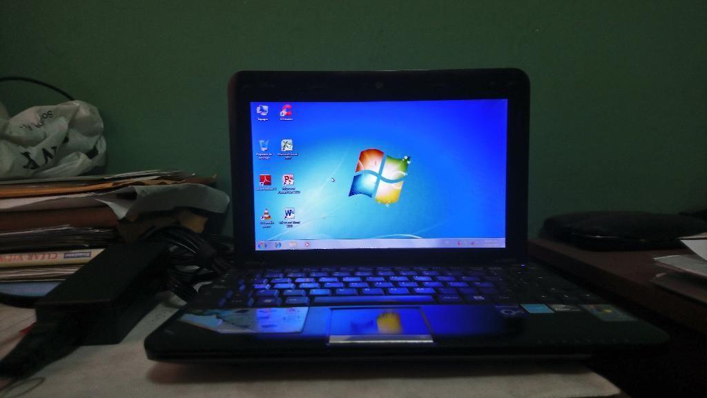 Vendo Notebook Samsung de 10