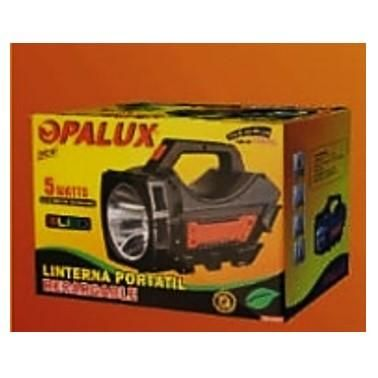 Linterna Portátil Recargable 5w Opalux Hb- Delivery