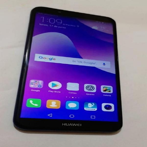 Huawei Y7 2018 Liberado para Todo Chip
