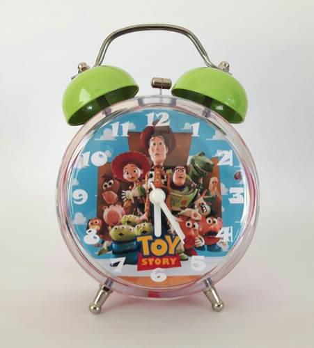 Reloj Despertador Toy Story Envío Gratis En Lima Lindo 002
