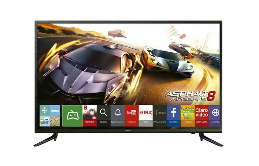 Samsung Smart Tv 4k Ultra Hd 40ju