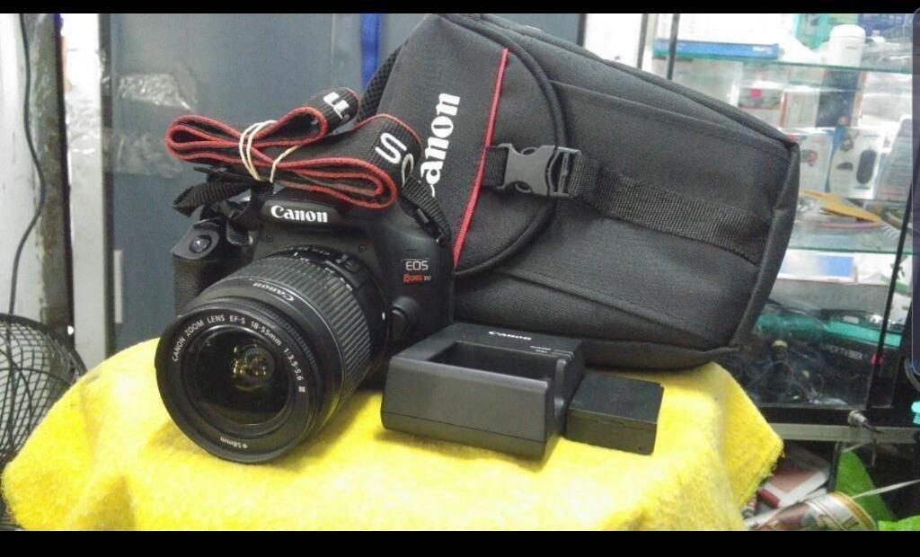 Vendo O Cambio Mi Canon T6 Poco Uso