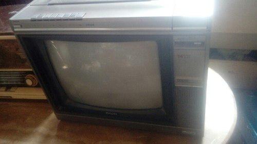 Antiguo Televisor Philips.para Decoracion