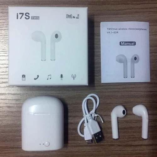 Audífonos Bluetooth I7s Mini Tws Tipo AirPods
