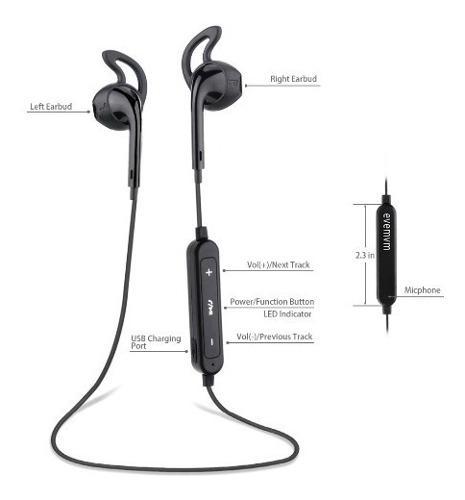 Audifono Bluetooth Sonido Estereo, Escucha Musica Y Llamadas