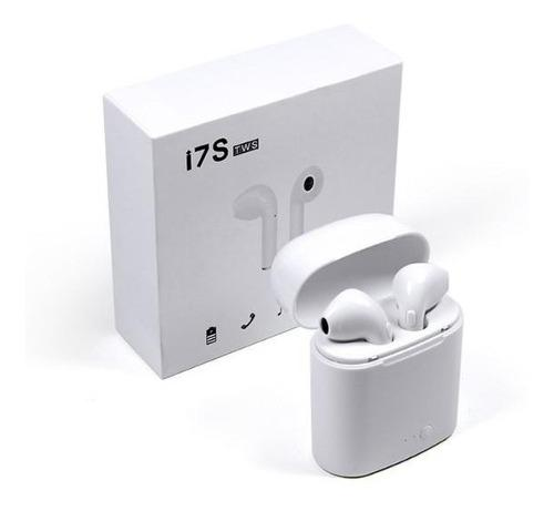 Audifonos Bluetooth I7s Tws Tipo AirPods (Apple Y Android)