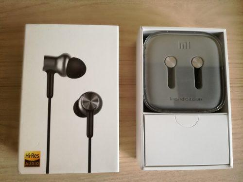Audifonos Xiaomi Hybrid Pro Hd Originales Sellados In Ear