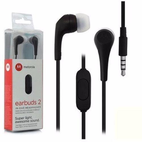 Auriculares Motorola Earbuds 2, Handsfree, Sonido De Calidad