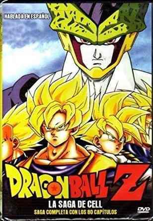 Dragon Ball Z Saga De Cell En Formato Digital Hd