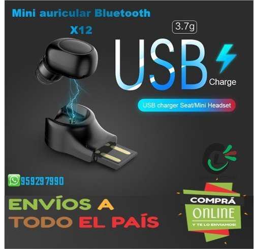 Mini Auricular Bluetooth Inalámbricos Portátiles X12