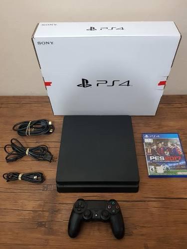 Playstation 4 Ps4 Slim 1tb Hdr En Caja Acepto Cambios !!