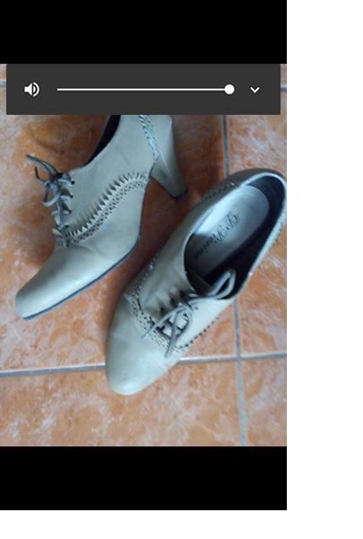 Remato Zapato de Mujer Talla 38