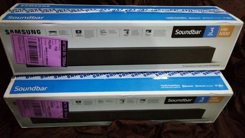Sound Bar Samsung Original
