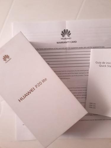 Huawei P20 Lite 32 Gb 98% De 100 Totalmente Operativo