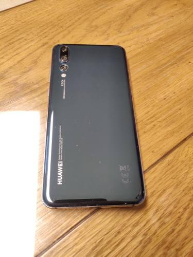 Huawei P20 Pro 128gb 6gb Ram Azul Udado 8.5 De 10
