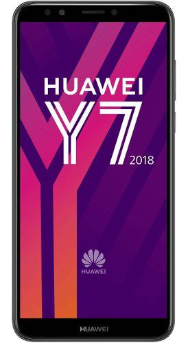 Huawei Y7 2018 16gb 4g Lte Libre Sellado 13mp 2gb Ram Octaco