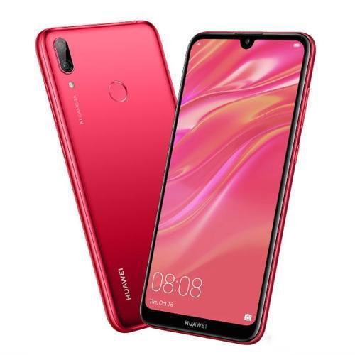 Huawei Y7 2019 Rojo Tienda - Envios - Sellado