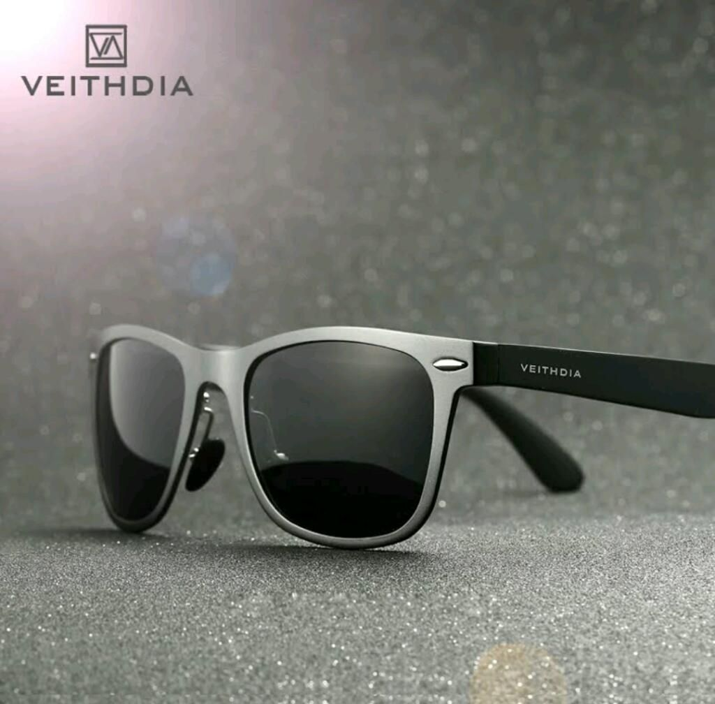 Lentes de Sol Veithdia Aluminio