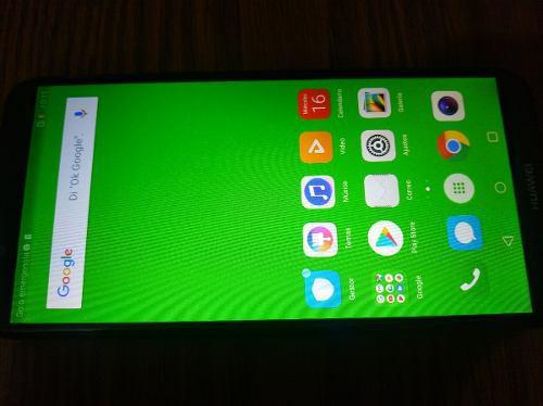 Vendo Mi Huawei Y7 2018 Bien Conservado Libre
