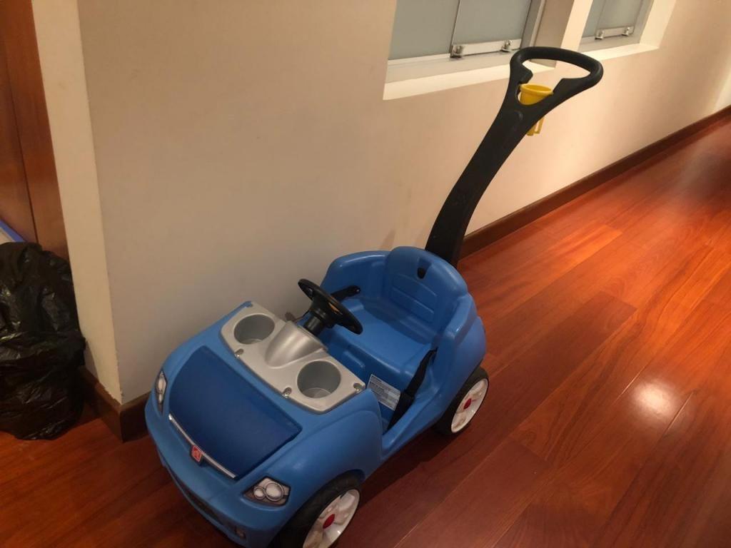 Vendo carro de paseo niño EXCELENTE ESTADO