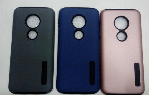 Case Portector Tipo Incipio Para Motorola Moto G6 Play E5