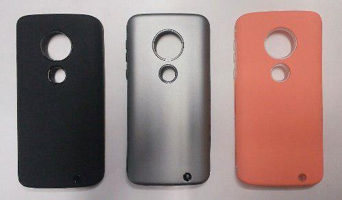 Case Protector Tipo Incipio Para Motorola Moto G6 Plus