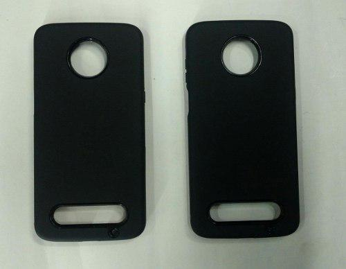 Case Protector Tipo Incipio Para Motorola Moto Z3 Play