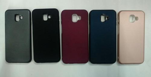 Case Protector Tipo Incipio Para Samsung J4 Y J6 Plus