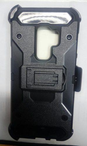 Case Protector Tipo Otter Box Para Samsung S9 Plus + Gancho