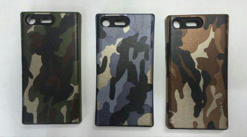 Case Protector Tipo Ranger Para Sony Xperia Xz Premium