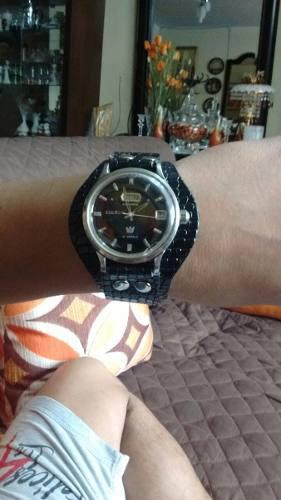 Correa De Cuero Para Reloj Tipo Bund