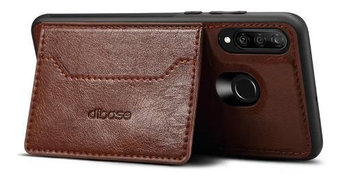 Funda Case De Cuero Tipo Billetera - Huawei P30 - P30 Pro