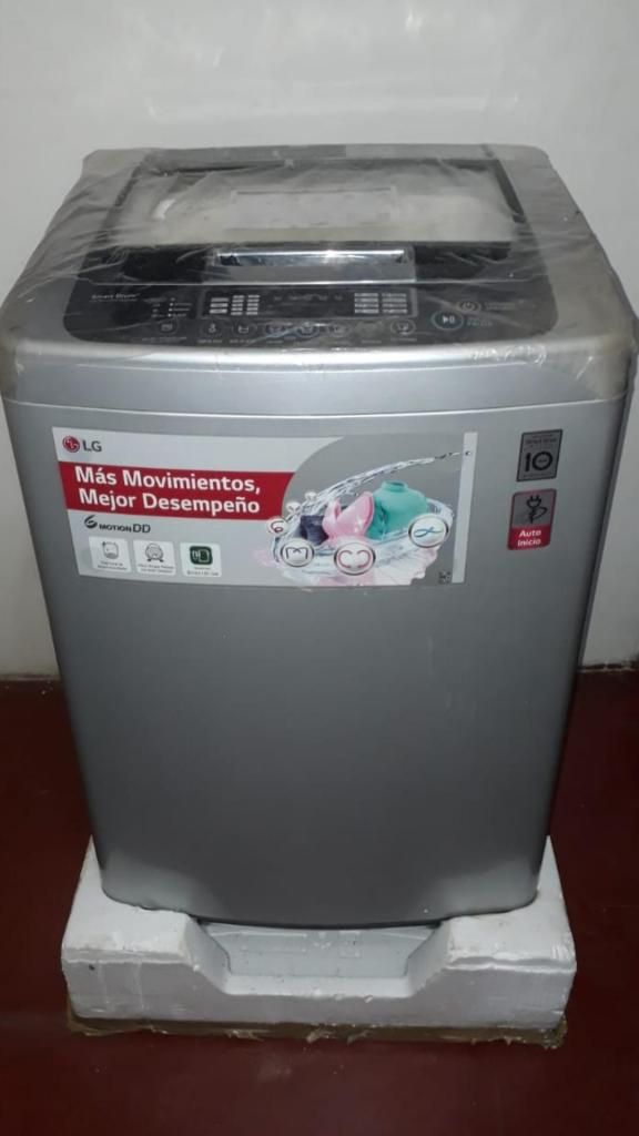 Lavadora LG 13 KG