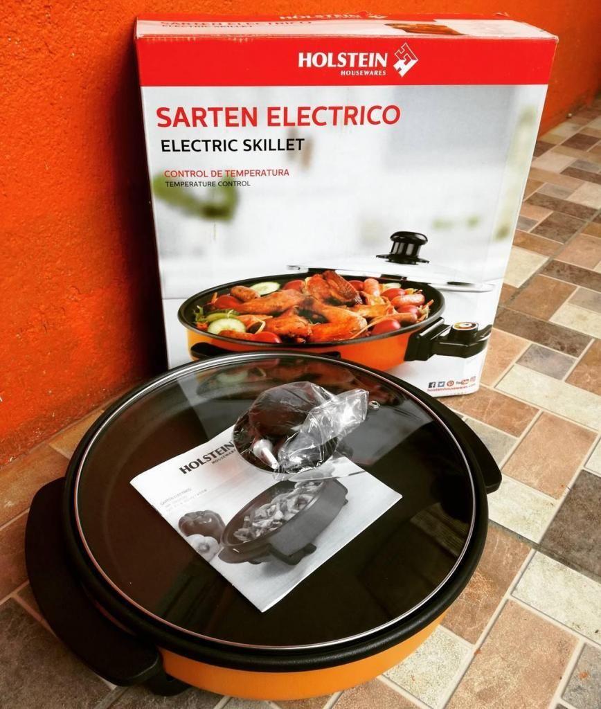 SARTEN ELECTRICA DE HOLSTEIN A SOLO 60 SOLES
