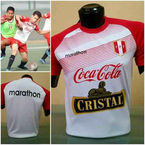 Camiseta De Entrenamiento Marathon Peru Copa América 2019