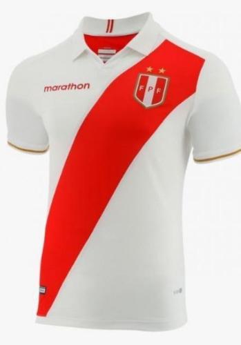 Camiseta De Perú Marathon 2019,copa América Perú 2019
